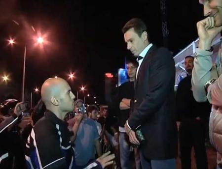 Mircea Badea vs motociclişti - filmul complet al întâlnirii (VIDEO)