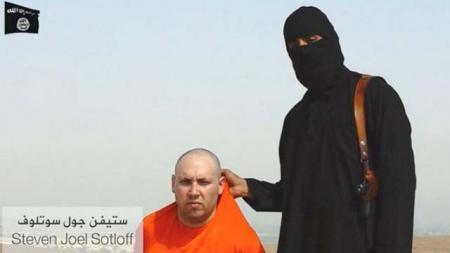 """Gruparea jihadistă """"Statul Islamic"""" ar fi EXECUTAT încă un ostatic american. Jurnalistul Steven Sotloff ar fi fost decapitat, după modelul Foley (VIDEO)"""