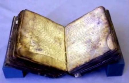 Text MISTERIOS, descoperit într-un veche scriere biblică! Manuscrisul Noului Testament datează din secolulul 6 (VIDEO)