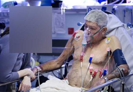 VIOLAT de o ASISTENTĂ, pe când aştepta un transplant de INIMĂ! (VIDEO)