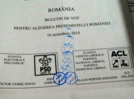De la penisuri, la Batman, Ce mesaje au transmis românii clasei politice pe buletinele de vot (FOTO)
