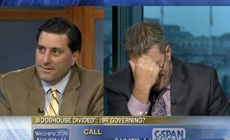 """""""O, Doamne, e mama!"""". Doi frati se cearta pe teme politice, la TV. Mama lor suna, IN DIRECT, în timpul emisiunii. Ce a iesit e EPIC! (VIDEO)"""