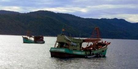 IMAGINI ŞOCANTE! Ce păţeşti dacă pescuieşti ilegal în Indonezia (VIDEO)