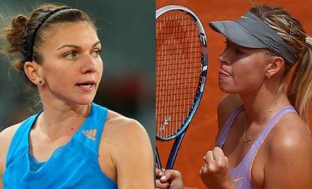 Reacţia Mariei Şarapova după eliminarea Simonei Halep de la Australian Open. Cum a comentat rusoaica scuza invocată de româncă în conferința de presă