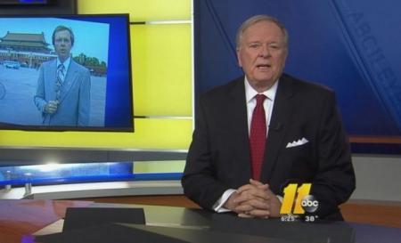 MOMENT DRAMATIC, LIVE, la o televiziune din SUA. Un prezentator de ştiri ULUIEŞTE cu un anunţ CUTREMURĂTOR (VIDEO)
