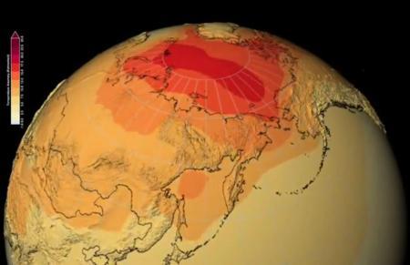 """NASA AVERTIZEAZĂ: """"Aşa va arăta Terra în 2099!"""" (VIDEO)"""