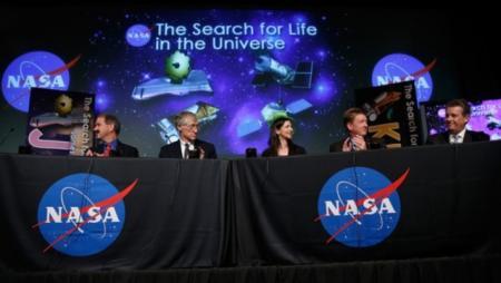 EXTRATEREŞTRII EXISTĂ, iar NASA o confirmă! ANUNŢUL ULUITOR făcut la Washington de agenţia spaţială americană (VIDEO)