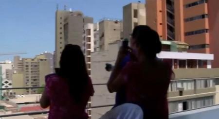 SCENĂ ULUITOARE în Peru. O echipă TV a filmat un OZN survolând capitala peruană. Autorităţile, incapabile să dea o explicaţie (VIDEO)