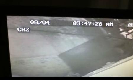 """""""ESTE UN MIRACOL!"""". Ce au surprins camerele de supraveghere lângă casa unui preot (VIDEO)"""