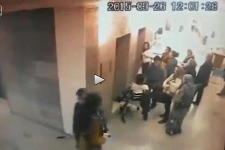 CRUCITI-VA! Ce face aceasta femeie intr-un spital este o RUSINE pentru civilizatia umana! (VIDEO)