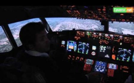 A apărut ÎNREGISTRAREA VIDEO cu ULTIMELE MOMENTE din avionul Germanwings, ÎNAINTE DE PRĂBUŞIRE!