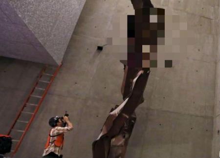 Apariţie MISTERIOASĂ la New York, în locul unde au căzut turnurile World Trade Center (VIDEO)