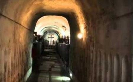 SCENĂ TERIFIANTĂ într-o mănăstire din Palermo. Ce au filmat oamenii de ştiinţă în catacombele călugărilor capucini (VIDEO)