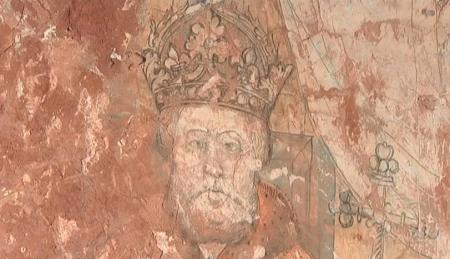 """Detaliu ÎNFRICOŞĂTOR, descoperit într-o pictură murală din secolul al XVI-lea. Istoricii, BULVERSAȚI: """"Este foarte stranie"""" (VIDEO)"""