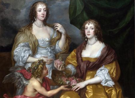 Dieta secretă a doamnelor din secolul XVII