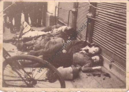 EXCLUSIV. Procesul verbal al constatării miilor de morți de la pogrom. Document nepublicat, aflat în arhive (foto inedit)