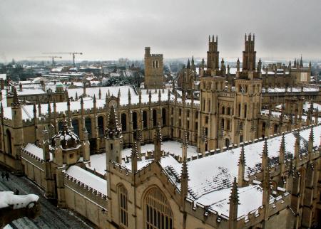 Credeți că ați putea fi acceptat la Oxford? Testați-vă cunoștințele!