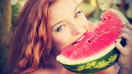 Diete sănătoase. Pepenele roșu - ingredient miraculos pentru sănătate