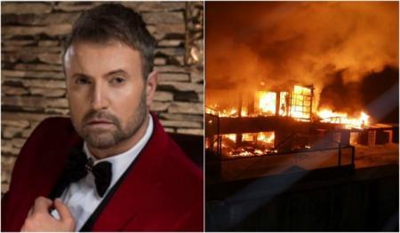 Incendiu Bamboo. Cătălin Botezatu nu exclude posibilitatea ca incendiul să fi fost pus de o mână criminală