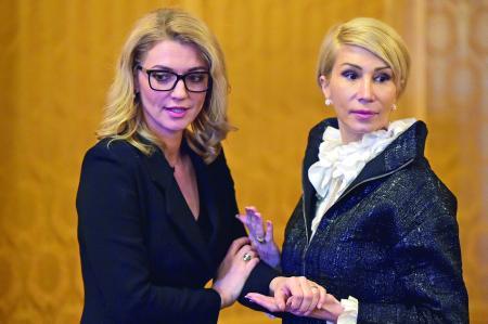 """""""Amazoanele"""" din PNL şi-au ales favoritul la tron"""