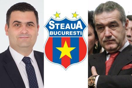Steaua ajunge în Comisia pentru Apărare. Armata Română, în război cu Gigi Becali