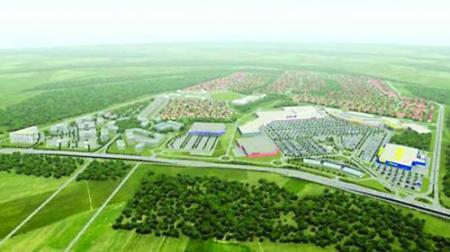 Puiu Popoviciu, lăsat fără terenurile de sub mall și Ambasada SUA