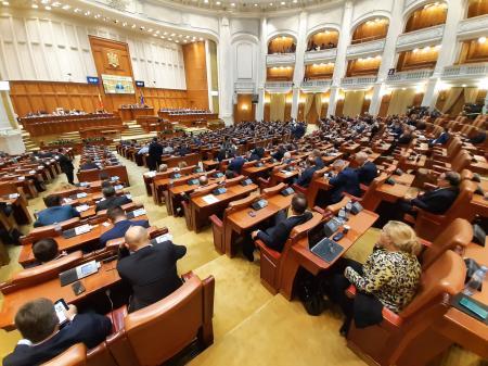 Scenariu-bombă. PSD și UDMR sunt majoritari în Parlament. Votează cot la cot