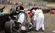 Accident terifiant suferit de Alan McNish în cursa de 24 de ore de la Le Mans - video.