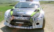 Ken Block are un nou Ford Fiesta RS WRC, adaptabil