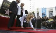 Shakira a primit o stea pe Walk of Fame