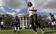 Michelle Obama, în Cartea Recordurilor (VIDEO)