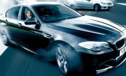 James May conduce BMW M5