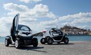 Galerie foto: Primul contact Renault Twizy