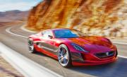 Rimac Concept One, hypercarul electric