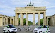 Primul contact: smart fortwo electric & smart eBike