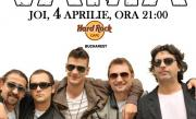 Concert Vama în Hard Rock Cafe