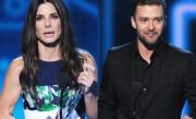 People's Choice Awards 2014: Sandra Bullock şi Justin Timberlake, marii câştigători ai galei (VIDEO)