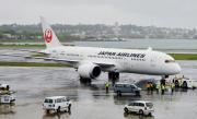 Un avion al Japan Airlines a aterizat de urgenţă în Honolulu