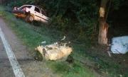 Brăila: Accident mortal pe DN 2B