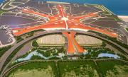 China construieste cel mai mare aeroport din lume VIDEO