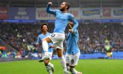 Manchester City a dat lovitura