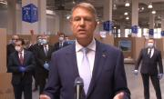 "VIDEO. Klaus Iohannis și Ludovic Orban, vizită la Unitatea de Suport Medical ""Bucureștii Noi"""