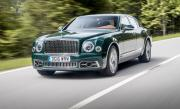 Concedieri la Bentley
