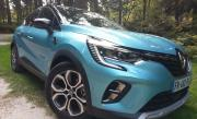 Cât merge electric hibridul Captur