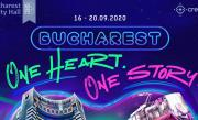 Bucharest - One Heart. One Story. 561 de ani de la prima atestare documentară a Bucureștiului
