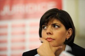 Laura Codruţa Kovesi: În primele 10 luni din acest an am înregistrat peste 4.500 de dosare. DNA se bazează acum mai mult pe denunţuri