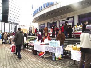Sibieni din Bulgaria, în piețele noastre