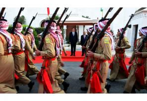 Victor Ponta dorește reluarea relațiilor dintre România și Iordania