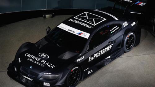 Back in Black: BMW a dezvăluit noul M3 DTM Concept