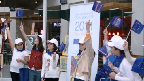 Cele Mai Reuşite 60 De Desene Pentru Concursul Ziua Europei